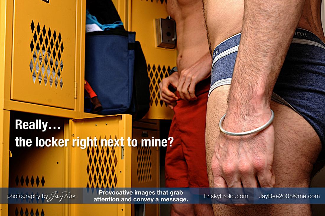 jocks in underwear in lockerrom